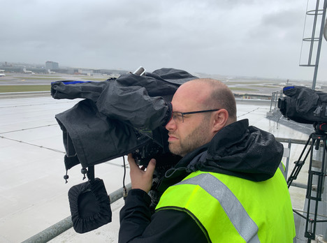 Farewell BA 747 - Live Coverage for British Airways