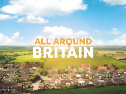 """All Around Britain"" Pumpkin Shoot At the Duck & Waffle"