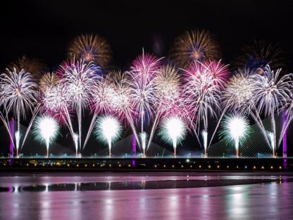 National Fireworks Story for ITV News - Salisbury Cameraman