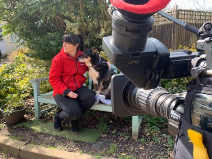Coronavirus Filming Day 2 - Bristol Cameraman