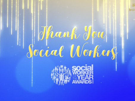StreamWorks Broadcast Social Worker Awards