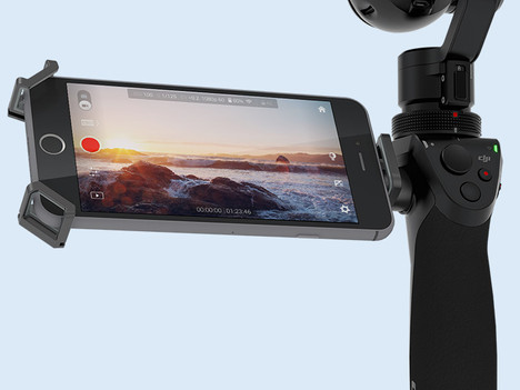 DJI Osmo+ Joins The Family