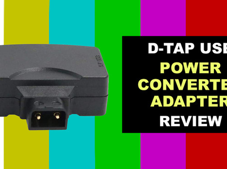 VIDEO REVIEW: D-Tap to USB Adapter