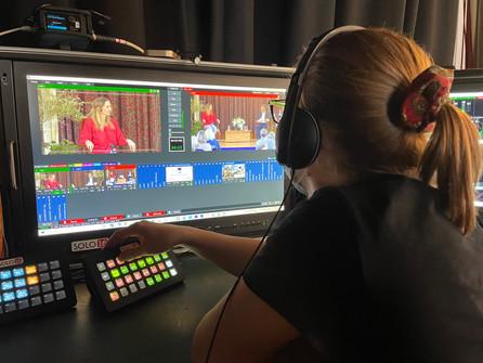 Broadcasting Marlborough Lit Fest 2021