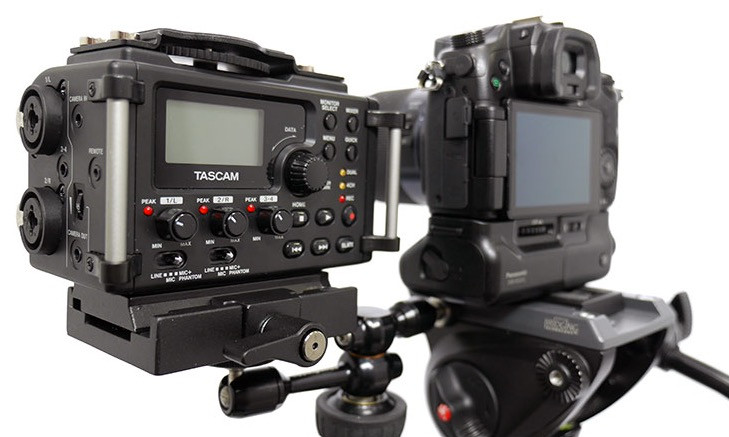 Choose Your Camera Wiseley - DSLR Audio Warning