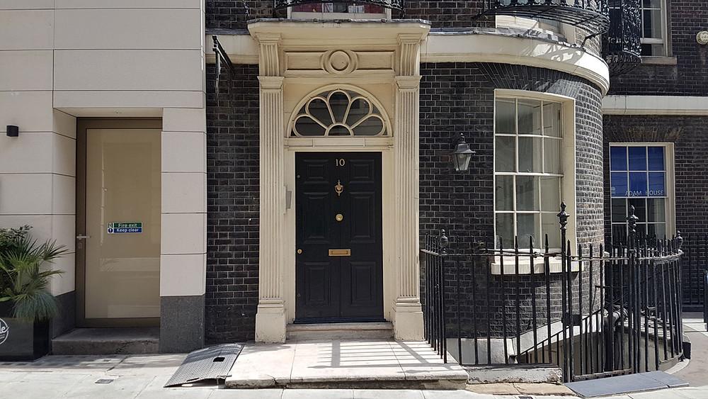 Fake Number 10 Downing Street