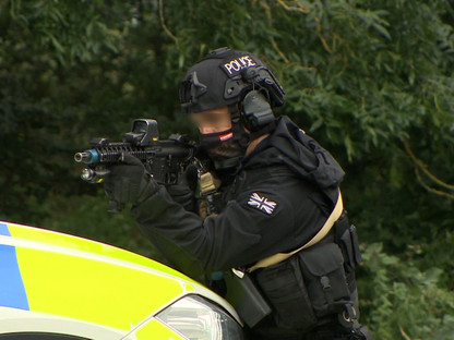 Behind The Scenes at Thames Valley Police