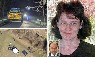 Exclusive Police Search Footage with links to missing Linda Razzell