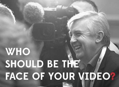 Who Should Be The Face Of Your Video?