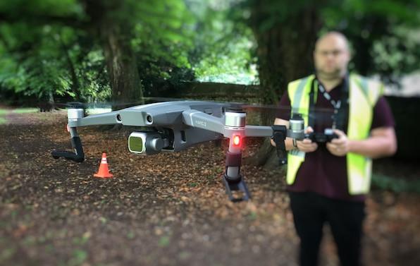 Drone pilot Wiltshire