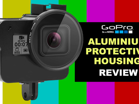 VIDEO REVIEW: SHOOT Aluminium Metal Case for GoPro Cameras