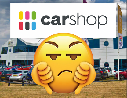 CarShop Swindon - No Means No...