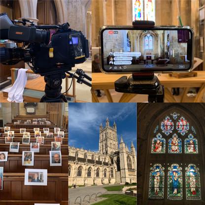 Coronavirus Filming Day 3 - Cheltenham Cameraman