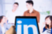 Linkedin Live broadcaster UK