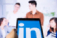 Linkedin Live broadcaster UK