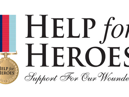 Help for Heroes - First Livestream