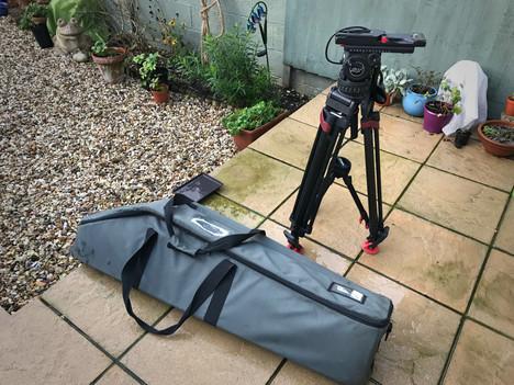 Camera Operator and Jib