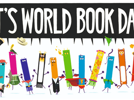 World Book Day With Radio 1's Greg James