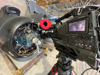 Aerospace Bristol - Conservation Workshop Story