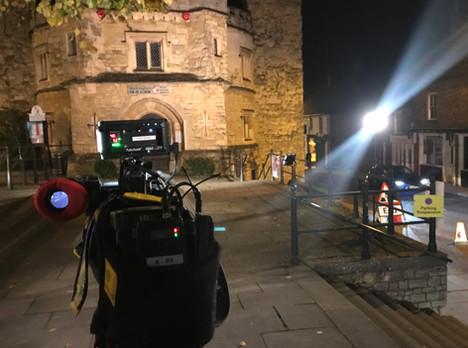 John Bercow Retires - Buckingham Cameraman