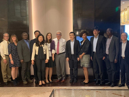 WSIS Board Meeting