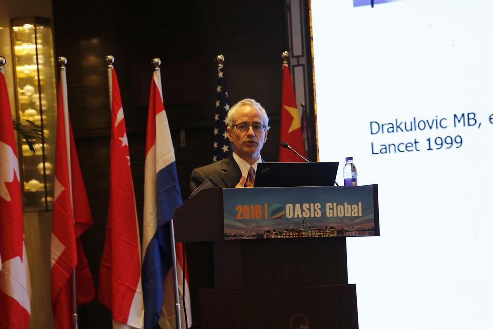 2016 Oasis Global International Conference speaker