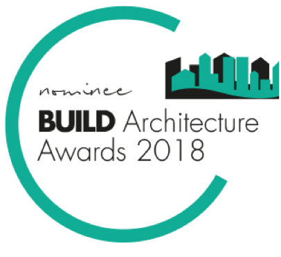 Nominated for BUILD Architecture Award