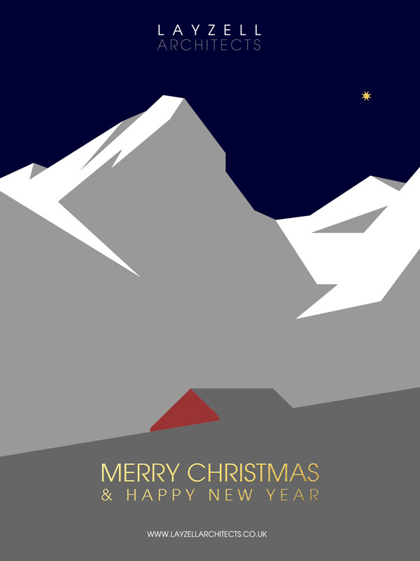 Merry Christmas from Layzell Architects!