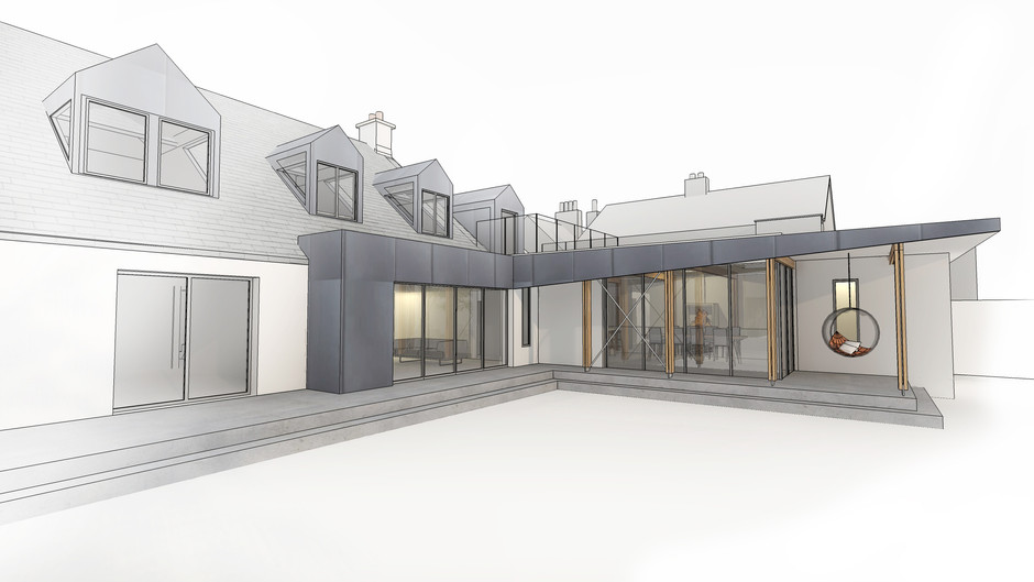 Planning consent granted for coastal design...