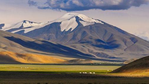 Mogolische Steppe