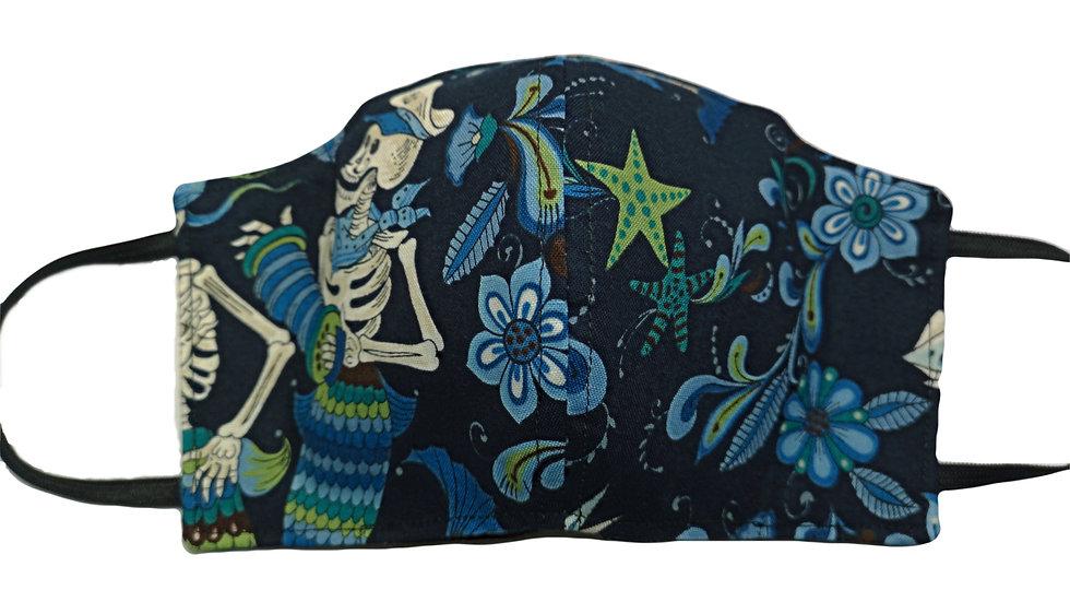 FACEMASK Skeletos de mar