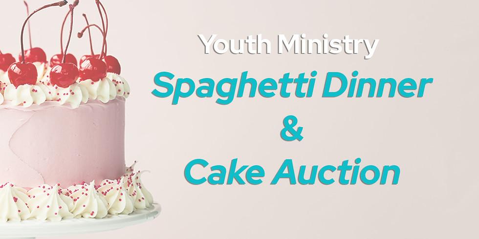 Youth Cake Auction