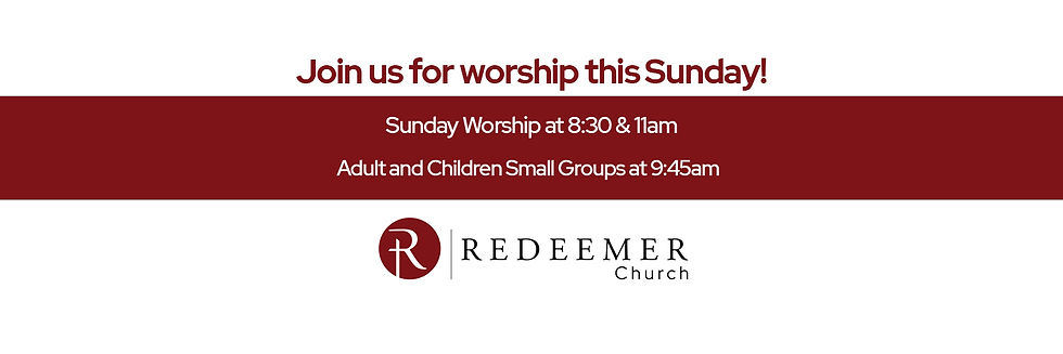 Worship times Homepage banner Centered.j