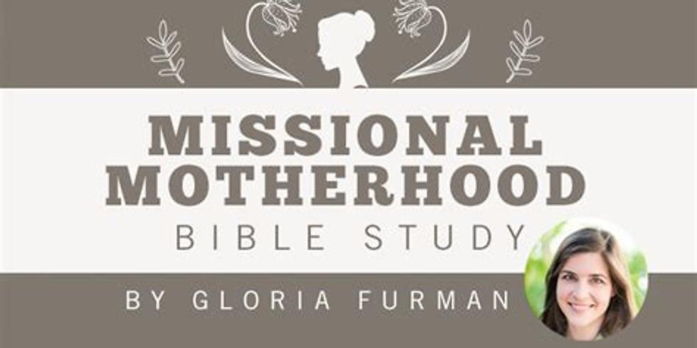 Women's Bible Study - Missional Motherhood