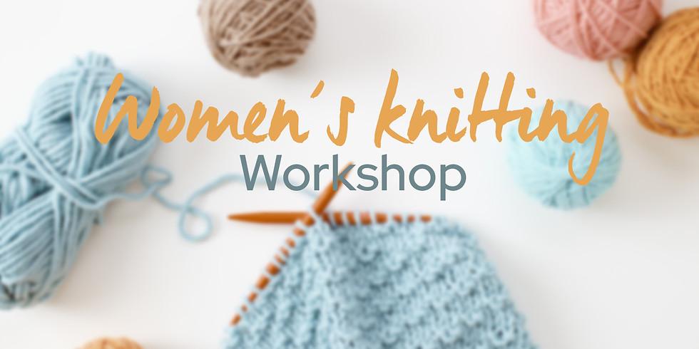 Women's Knitting Workshop
