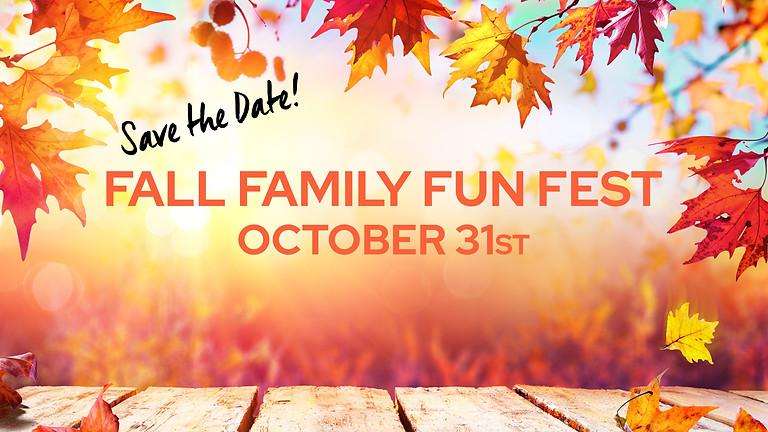 Fall Family Fun Fest