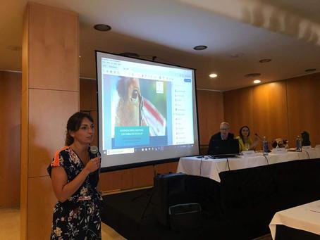 ambCAVALLS al curs d'Oncologia Integrativa, Universidad de Santiago de Compostela