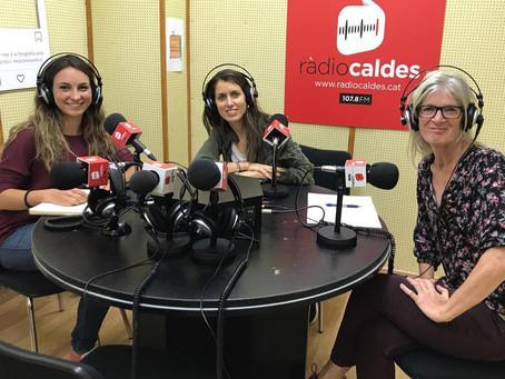 ambCAVALLS a Ràdio Caldes, Wellness i Sota les Llambordes