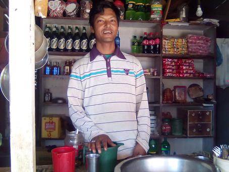 Profiles from Nepal: Jiwan Giri