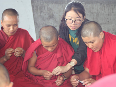 Profiles from Nepal: The Nunnery