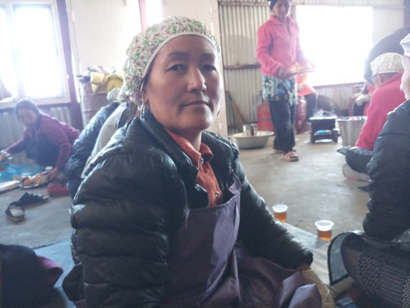 Profiles from Nepal: Kesang Hyolmo