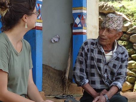 Profiles from Nepal: Sarbe Tamang