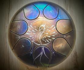 phoenix sur petit drum meditatif
