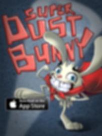 Super Dust Bunny