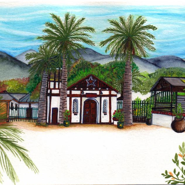 Santuario Niño Dios de Las Palmas