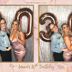 Lanna's 30th Birthday