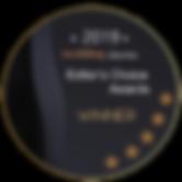 2019 badge award wedding diaries.png