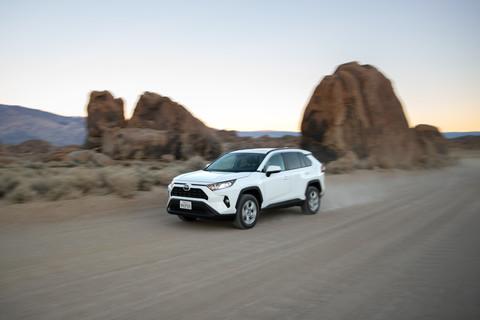 Toyota AWD RAV4 Campaign