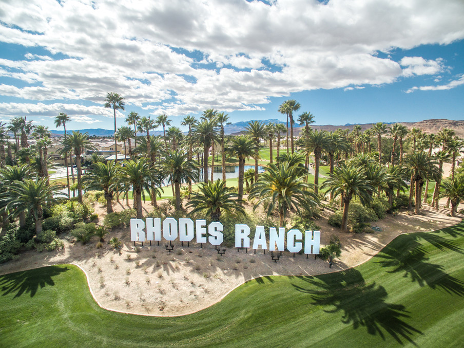 Rhodes Ranch Golf Course Community