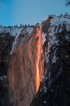 Yosemite FireFall 2019